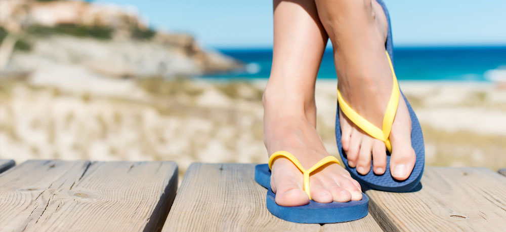 ded5c105a Flip Flops are great summer shoes