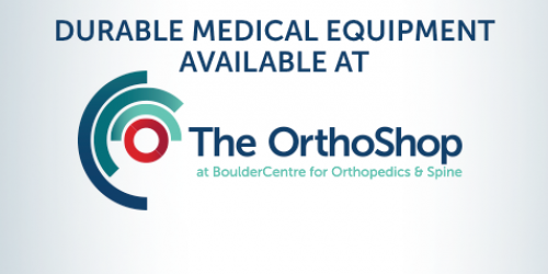 BoulderCentre for Orthopedics & Spine