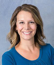 Photo: Chelsea Ostrander, PT, DPT, OCS