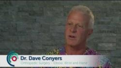 Dr  Dave Conyers